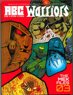 The ABC Warriors - The Mek Files 3