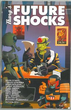 Future Shocks: All Star Future Shocks Volume 2