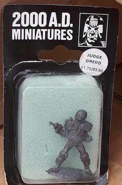 Titan: Judge Dredd