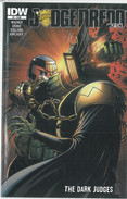 Judge Dredd 2 Cover A