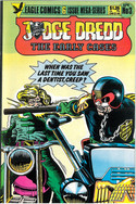 Judge Dredd the Early Cases 3