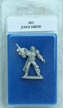 Wargames Foundry: AD1 Judge Dredd