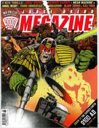 Judge Dredd Megazine Vol 5 Number 218 Cover 1 of 2