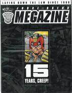 Judge Dredd Megazine Vol 5 Number 237