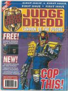 Judge Dredd Lawman of the Future 1