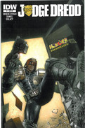 Judge Dredd 1 Cover RE Heroes for Sale