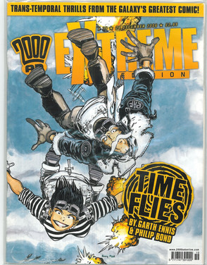 2000ad Extreme Edition 19