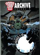 2000ad Archive Volume 1