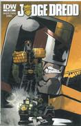 Judge Dredd 9 Cover A