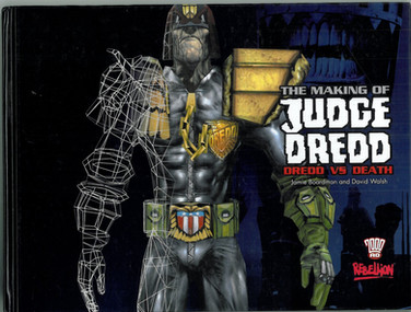 Making of Judge Dredd vs Death