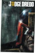 Judge Dredd 3 Cover RI