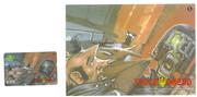 P&J Promotions Judge Dredd Series 1 number 5