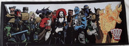 2000ad Montage Bar Runner