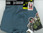 Judge Dredd Boxers