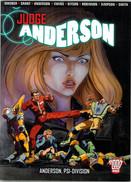 Judge Anderson: PSI Diviision (Rebellion)