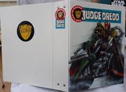 The Complette Judge Dredd Folder