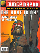 Judge Dredd Megazine Vol 3 Number 37