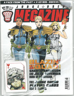 Judge Dredd Megazine Vol 5 Number 230