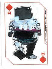 Playing Cards Megazine: Ace of Diamonds