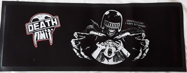 Judge Anderson and Judge Death Bar Runner