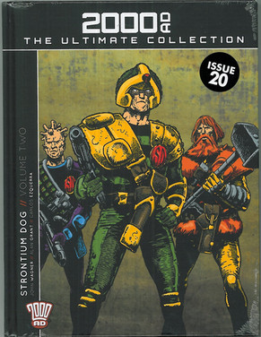 2000ad The Ultimate Collection: Strontium Dog Volume Two