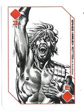 Playing Cards Megazine: Three of Diamonds