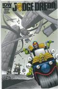 Judge Dredd Classics 6 Cover A