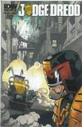 Judge Dredd 3 Cover B