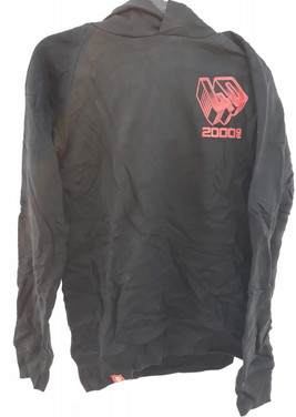 2000ad 40th Anniversary Red Logo Hoodie