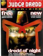 Judge Dredd Megazine Vol 3 Number 14