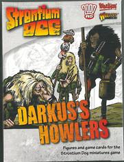 Warlord: Strontium Dog Darkus Howlers