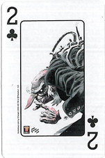 Playing Cards SFX: Two of Clubs