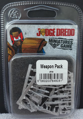 Mongoose-Warlord Blister: Weapons Pack