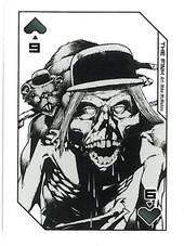 Playing Cards Megazine: Nine of Spades