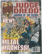 Judge Dredd Lawman of the Future 17