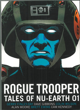 Rogue Trooper: Tales of Nu-Earth 1 USA