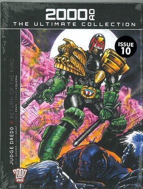 2000ad The Ultimate Collection: Judge Dredd - Return of the King