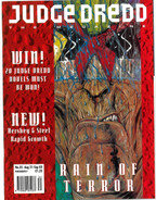 Judge Dredd Megazine Vol 2 Number 35