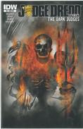 Judge Dredd Classics Dark Judges 3 Subscription Cover