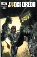 Judge Dredd 1 Cover RE Pulp Nouveau Comics