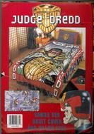 Judge Dredd Duvet and Pillow Case