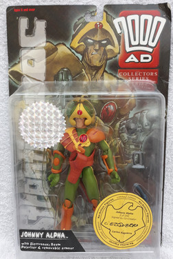 Reaction: Strontium Dog Signed