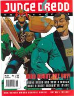 Judge Dredd Megazine Vol 2 Number 26