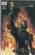 Judge Dredd 1 Cover A