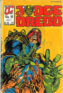 Judge Dredd 10