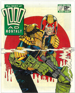Best of 2000ad Monthly 47