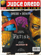Judge Dredd Megazine Vol 3 Number 29