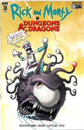 Rick and Morty: Dungeons and Dragons 3e