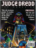Judge Dredd Megazine Vol 2 Number 48