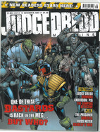 Judge Dredd Megazine Vol 5 Number 238